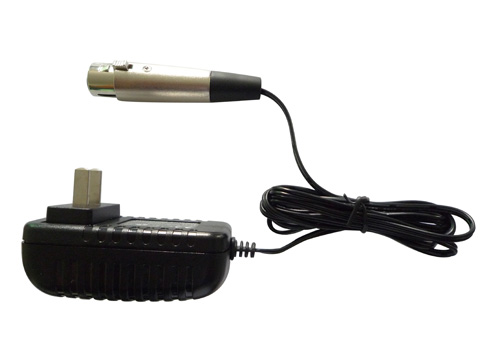 12V_DC_adapter(XLR_connector)